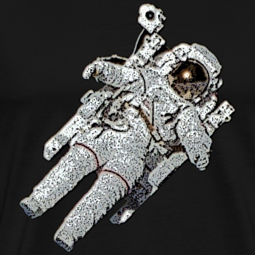 Small Astronaut - Men's Premium T-Shirt