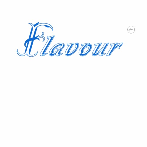 Flavour (Blau) - Männer Premium T-Shirt
