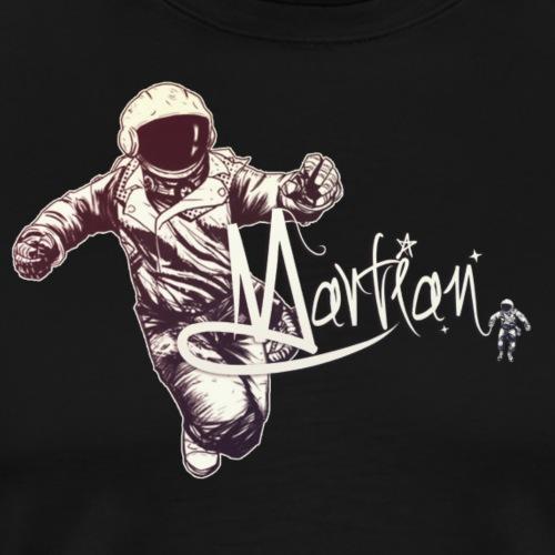 Floating through.. - Men's Premium T-Shirt