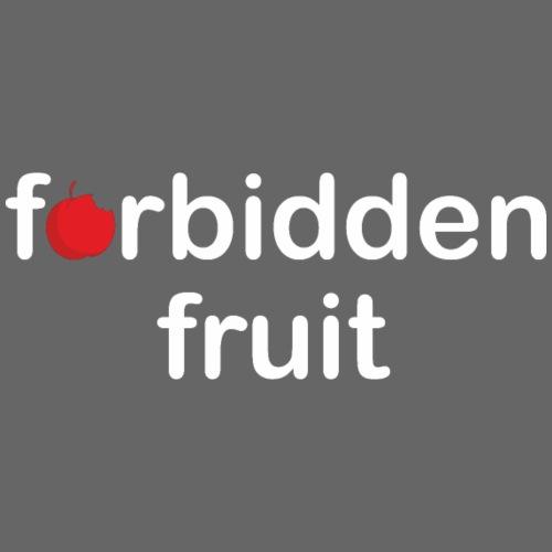 Forbidden fruit - Camiseta premium hombre