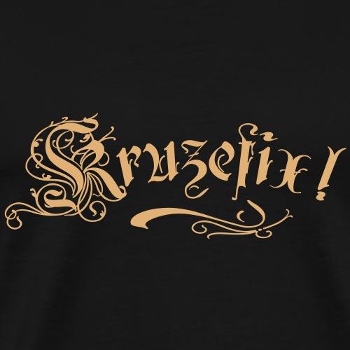 Kruzefix - Männer Premium T-Shirt