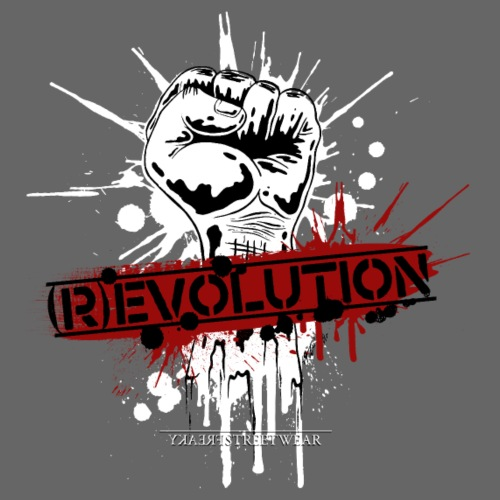 R EVOLUTION - Männer Premium T-Shirt