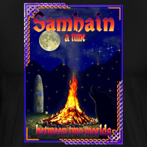 Samhain (Halloween) - Men's Premium T-Shirt