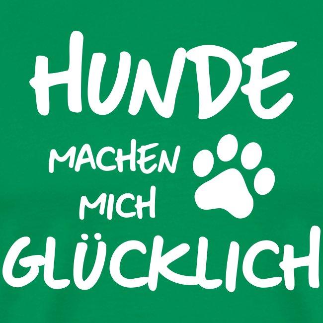 Vorschau: gluck - Männer Premium T-Shirt