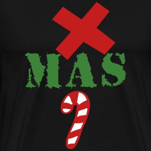 Xmas2 - Männer Premium T-Shirt