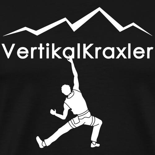VertikalKraxler - Männer Premium T-Shirt