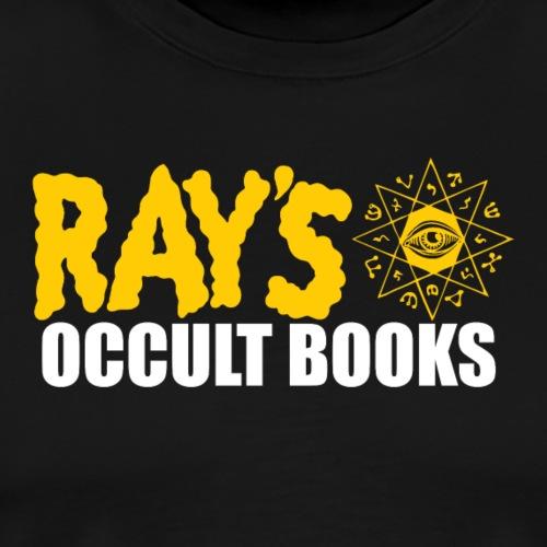 RAY S OCCULT BOOKS - Men's Premium T-Shirt