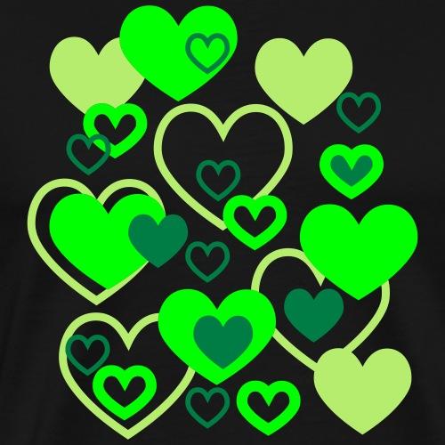 Greenlove - Männer Premium T-Shirt