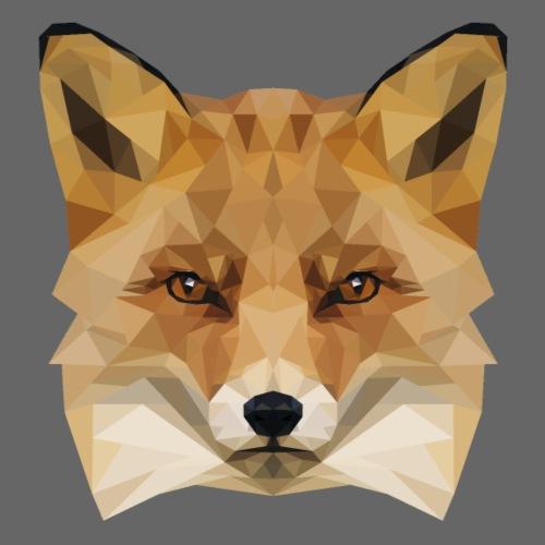 Polygon Fox - Koszulka męska Premium