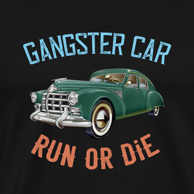 Gangster Car - Run or Die