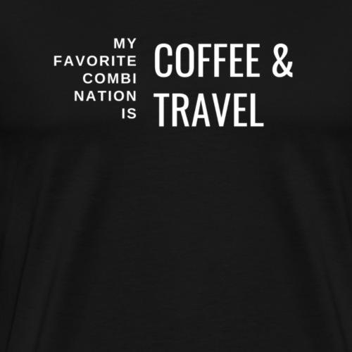 Kaffee und Reisen