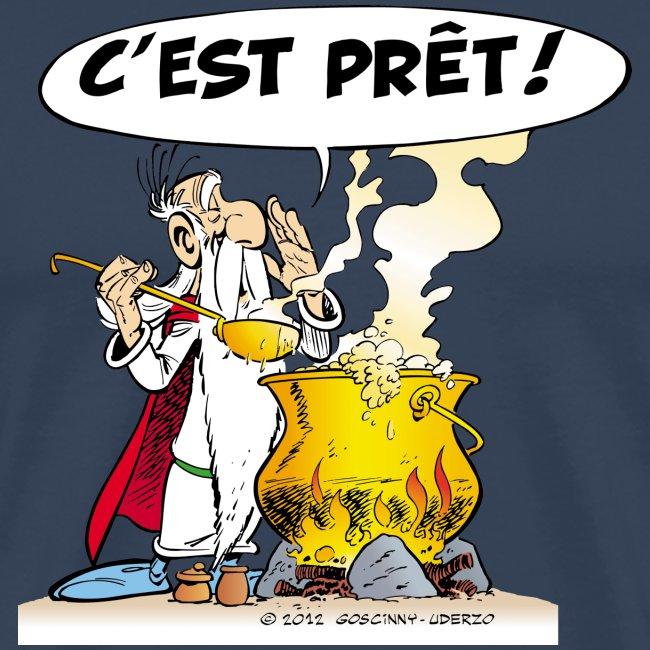 Asterix & Obelix - Miraculix potion magique potion