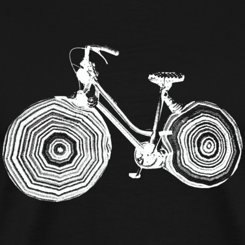 Bike-adelic - Men's Premium T-Shirt