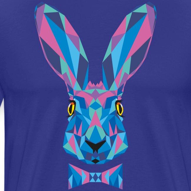 Hase Fliege Feldhase Langohr bunt Kaninchen Löffel