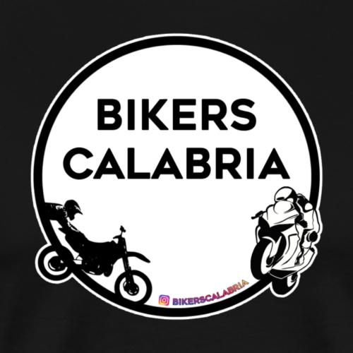 Logo con prodotto nero - Maglietta Premium da uomo
