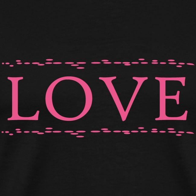 Love color rosa