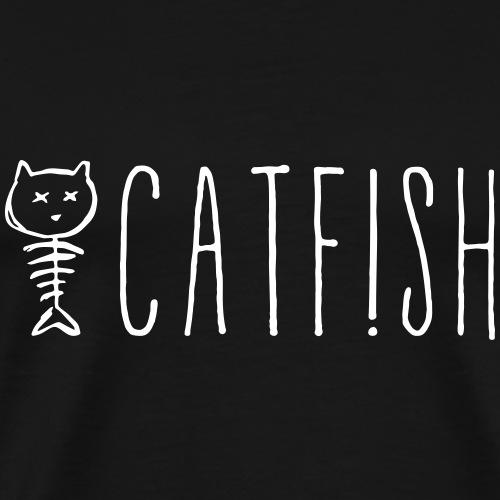 CatFish - Mannen Premium T-shirt