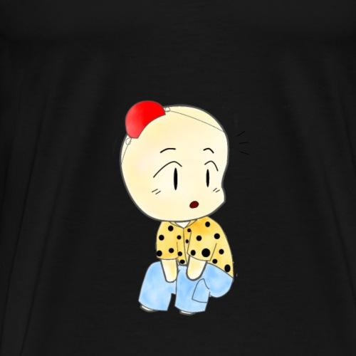 CLOWN RUNDO - Maglietta Premium da uomo