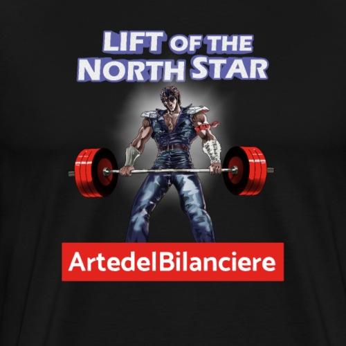 lift of the north star - Maglietta Premium da uomo