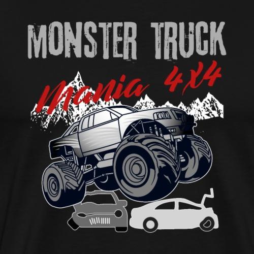 MONSTER TRUCK MANIA 4X4 - Männer Premium T-Shirt