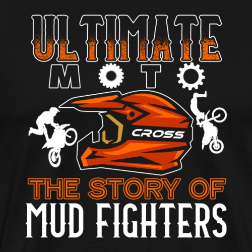 Ultimate Motocross - Männer Premium T-Shirt