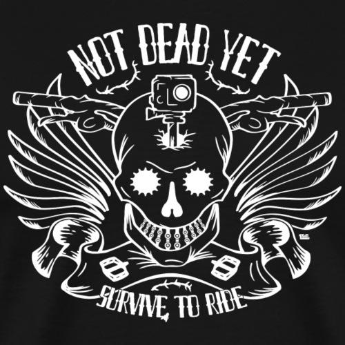 Survive to ride - Men's Premium T-Shirt