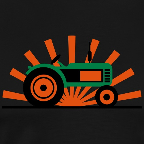 TRAKTOR - Premium-T-shirt herr