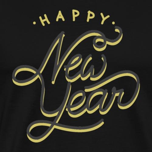 Nouvel AN 2020 - T-shirt Premium Homme