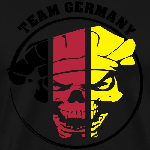 Team Germany - Männer Premium T-Shirt