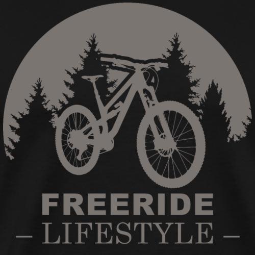 Freeride Lifestyle - Männer Premium T-Shirt