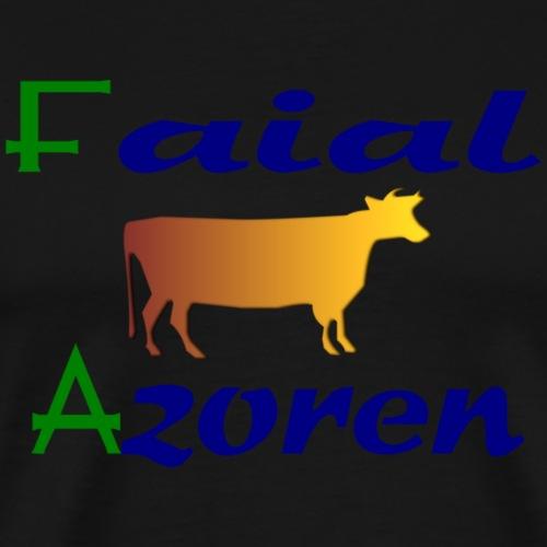 Azoren Faial - Men's Premium T-Shirt