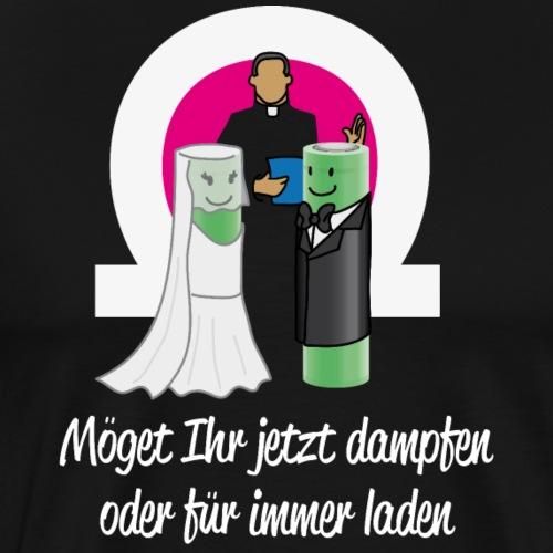 Akkus Verheiraten - Männer Premium T-Shirt