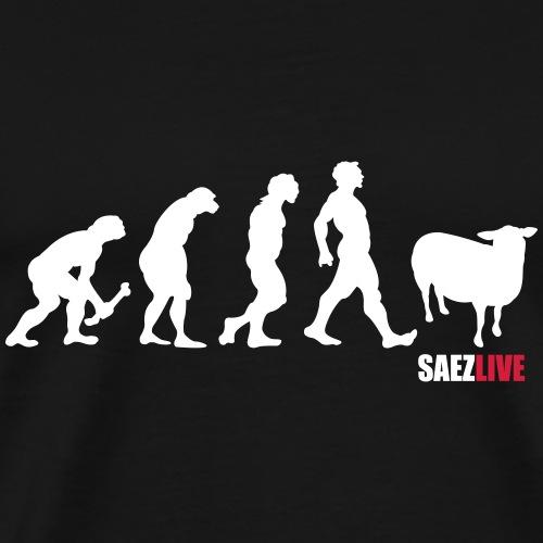 J'accuse (version light, par parek) - T-shirt Premium Homme
