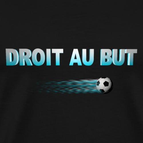 DROIT AU BUT - T-shirt Premium Homme