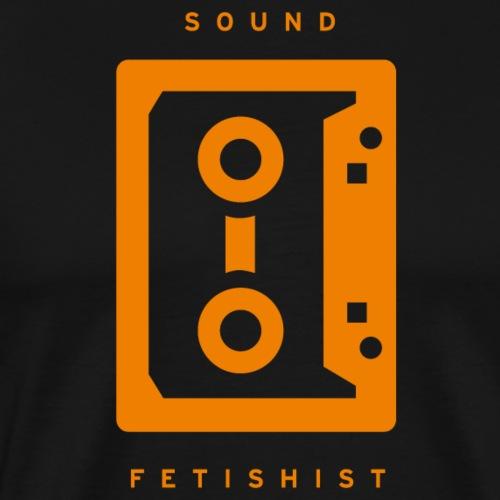 Kassette Tape Musikliebhaber - Männer Premium T-Shirt
