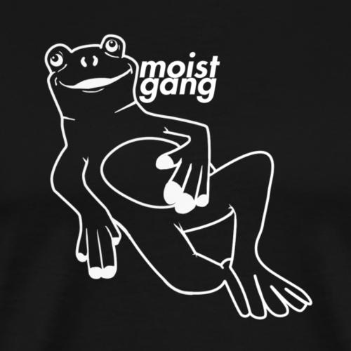 Moistad 2.0 - Premium-T-shirt herr