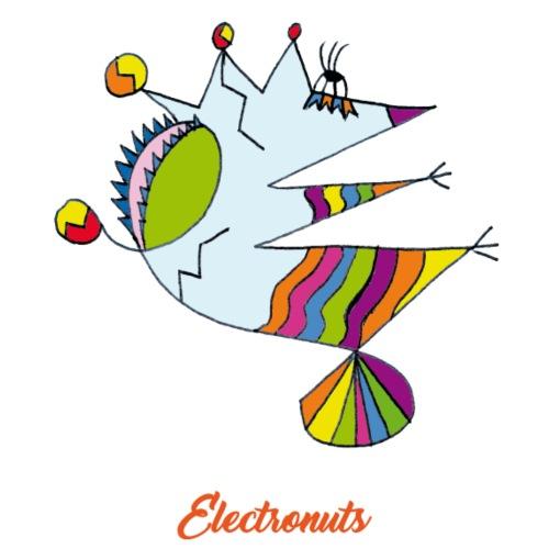 Electronuts - T-shirt Premium Homme
