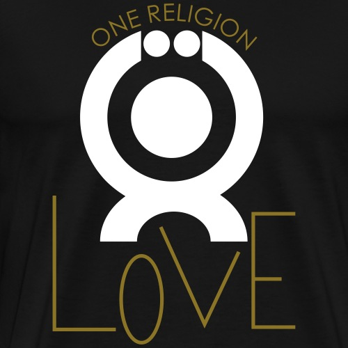 O.ne R.eligion Love - T-shirt Premium Homme