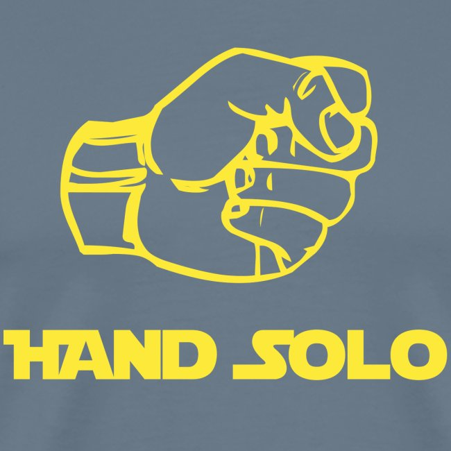 hand solo png
