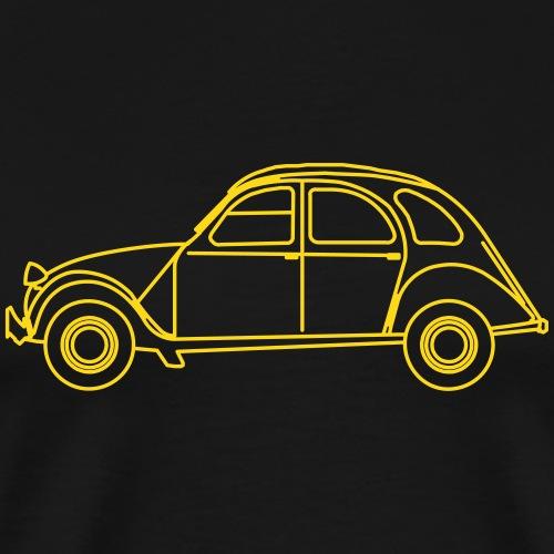 2CV / Ente - Männer Premium T-Shirt