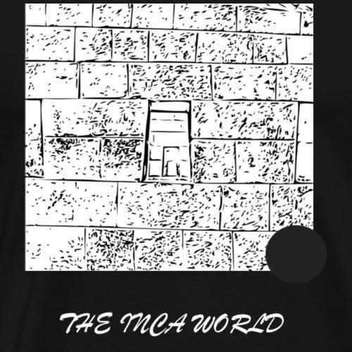 ventana inca - Camiseta premium hombre