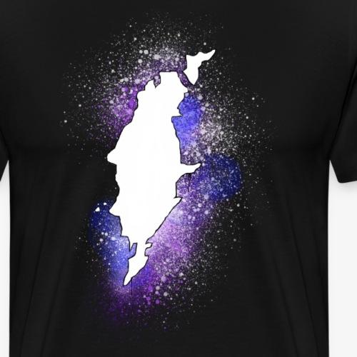 Öjn By TheRawburt - Premium-T-shirt herr