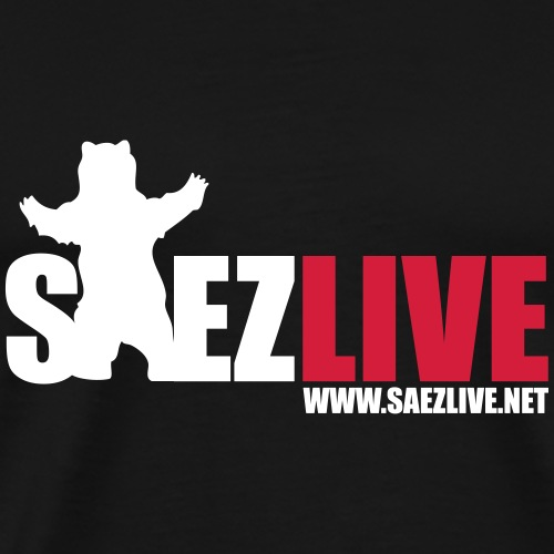 OursLive (version light) - T-shirt Premium Homme