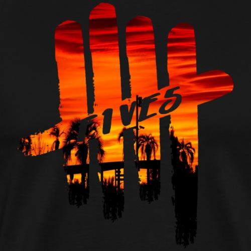 fives vibes - T-shirt Premium Homme