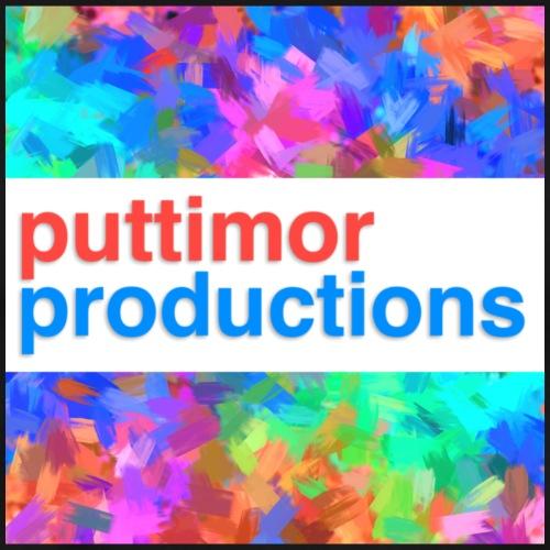 Puttimor Colour - Premium-T-shirt herr
