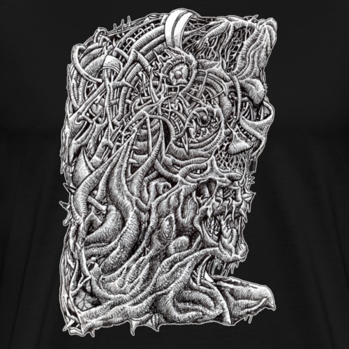 Innerbeastman - Men's Premium T-Shirt