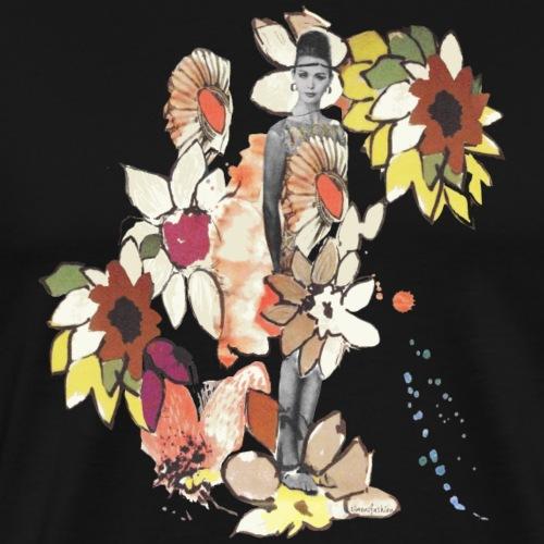 2015 audrey color - Männer Premium T-Shirt