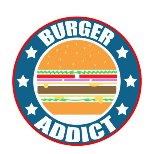 BURGER ADDICT - T-shirt Premium Homme