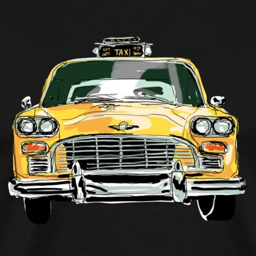 Taxi - Männer Premium T-Shirt