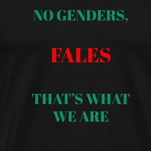 FALES - Men's Premium T-Shirt